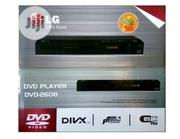 LG DVD Player Dv 2608 USB Black | TV & DVD Equipment for sale in Rivers State, Port-Harcourt
