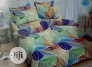 Colorful Pattern Duvet and Bedsheet Set | Home Accessories for sale in Lagos State, Ikeja