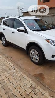 Toyota RAV4 2013 LE FWD (2.5L 4cyl 6A) White | Cars for sale in Lagos State, Lagos Mainland