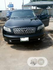 Infiniti FX35 2005 Base 4x4 (3.5L 6cyl 5A) Black | Cars for sale in Abuja (FCT) State, Jabi