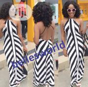Striped Long Gown   Clothing for sale in Abuja (FCT) State, Wuse 2
