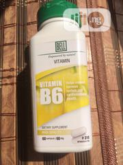 Bell Vitamin B6 | Vitamins & Supplements for sale in Lagos State, Ikeja