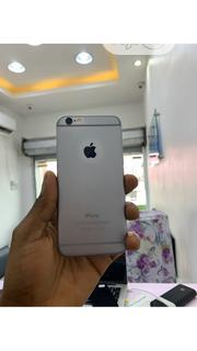 Apple iPhone 6 16 GB Silver | Mobile Phones for sale in Rivers State, Obio-Akpor
