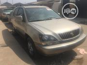 Lexus RX 1999 300 Gold | Cars for sale in Lagos State, Surulere