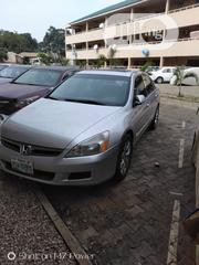 Honda Accord 2006 Sedan LX 3.0 V6 Automatic Silver | Cars for sale in Abuja (FCT) State, Central Business District