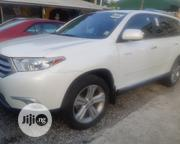 Toyota Highlander Limited 2012 White | Cars for sale in Lagos State, Ikeja
