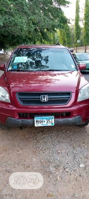 Honda Pilot 2006 EX-L 4x4 (3.5L 6cyl 5A) Red | Cars for sale in Abuja (FCT) State, Central Business District
