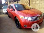 Toyota Venza AWD V6 2010 Red | Cars for sale in Lagos State, Ikorodu
