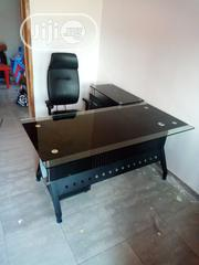 Classic Executive Office Glass Table(1.6 Meters) | Furniture for sale in Lagos State, Ojo