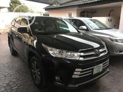 Toyota Highlander 2018 XLE 4x4 V6 (3.5L 6cyl 8A) Black | Cars for sale in Lagos State, Ojodu