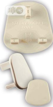 13A Safety Socket Cover Cap Child Guard Against Electric Shock | Baby & Child Care for sale in Lagos State, Ojota