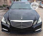 Mercedes-Benz E350 2012 Black | Cars for sale in Lagos State, Mushin