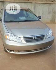 Toyota Corolla CE 2007 Gold | Cars for sale in Lagos State, Lagos Island