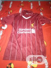 Liverpool Home Jersey | Clothing for sale in Rivers State, Port-Harcourt