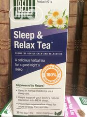 Sleep and Relax Tea | Vitamins & Supplements for sale in Lagos State, Ikeja