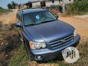 Toyota Highlander 2002 Blue | Cars for sale in Lagos State, Amuwo-Odofin