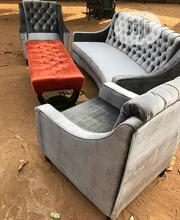 3 Sitter and 2 Singles | Furniture for sale in Lagos State, Ipaja