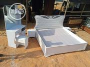 Bedframes, Bedside Drawers,Dresser Mirror, Seat. King's Size - 6by6ft | Home Accessories for sale in Lagos State, Lagos Mainland