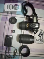 Nikon D90 DSLR Professional Camera Extra 70-280m Lance 32gb M-Card | Photo & Video Cameras for sale in Abuja (FCT) State, Wuse 2