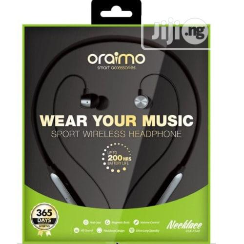 Archive: Oraimo 200hrs Battery Life