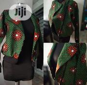 Ankara Bumper Jacket / Tracksuit | Clothing for sale in Abuja (FCT) State, Galadimawa