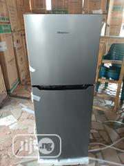 Hisense Double Door Fridge 182DR Freezer And Fridge 1year Warranty | Kitchen Appliances for sale in Lagos State, Ojo