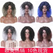 Topnotch American Short Curly Volume Wigs | Hair Beauty for sale in Lagos State, Lagos Island