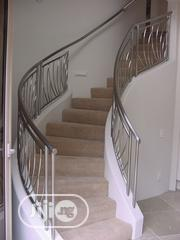 Luxury And Classic Stainless Hand Rail | Building Materials for sale in Abuja (FCT) State, Dei-Dei