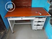Quality Office Metal Table(4 Feet) | Furniture for sale in Lagos State, Ojo