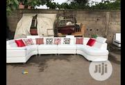 Curved Sofa | Furniture for sale in Lagos State, Ajah