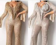 Quality Female Jumpsuit With Frails | Clothing for sale in Lagos State, Ikeja