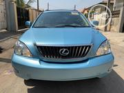 Lexus RX 2008 350 AWD Blue | Cars for sale in Lagos State, Agege