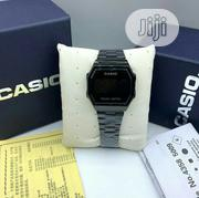 Casio Touch Wristwatch Black | Watches for sale in Lagos State, Lagos Mainland