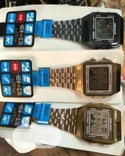 Casio Illuminator Map Watch | Watches for sale in Lagos State, Lagos Mainland