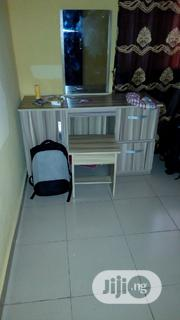 Neatly Used Shelf With Mirror | Home Accessories for sale in Lagos State, Ikorodu