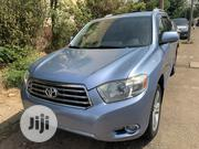 Toyota Highlander 2009 Blue | Cars for sale in Abuja (FCT) State, Wuse 2