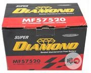 12v Premium Car Battery Diamond, Magnum Force, Olive, For Jeeps,Trucks | Vehicle Parts & Accessories for sale in Lagos State, Ojo