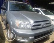 Toyota 4-Runner 2005 SR5 V6 Silver | Cars for sale in Lagos State, Ikeja