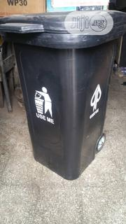 New!! Full GEEPEE Rubber Waste Bin 240ltrs | Home Accessories for sale in Lagos State, Lagos Island