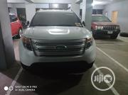 Ford Explorer 2013 White   Cars for sale in Lagos State, Lagos Island