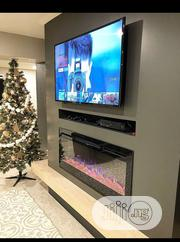 False Wall TV Wall Unit | Furniture for sale in Lagos State