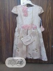 Unique Turkey Dress With Handbag | Children's Clothing for sale in Abuja (FCT) State, Wuse
