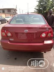 Toyota Corolla LE 2006 Red | Cars for sale in Lagos State, Mushin