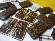 Leather Case Manicure Set/Moq 12pcs | Tools & Accessories for sale in Lagos State, Surulere