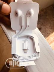 Apple Earpods/Earpiece With Lightning Connector ( Follow Come) | Headphones for sale in Lagos State, Alimosho