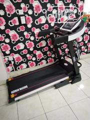 3.0hp Treadmill With Massager, Dumbell and Twister. | Sports Equipment for sale in Lagos State, Surulere