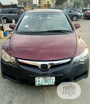 Honda Civic 2006 Red | Cars for sale in Lagos State, Ajah
