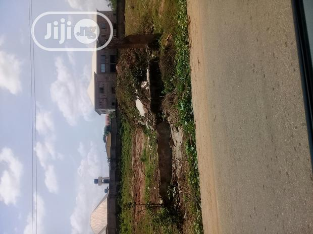 One and Haif Plot of Land for Sale at Alagbaka Close to Captain Cook