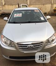 Hyundai Elantra 2010 Blue Silver | Cars for sale in Lagos State, Agege