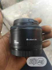 Canon 50mm Uk Used for Sale | Photo & Video Cameras for sale in Osun State, Ife